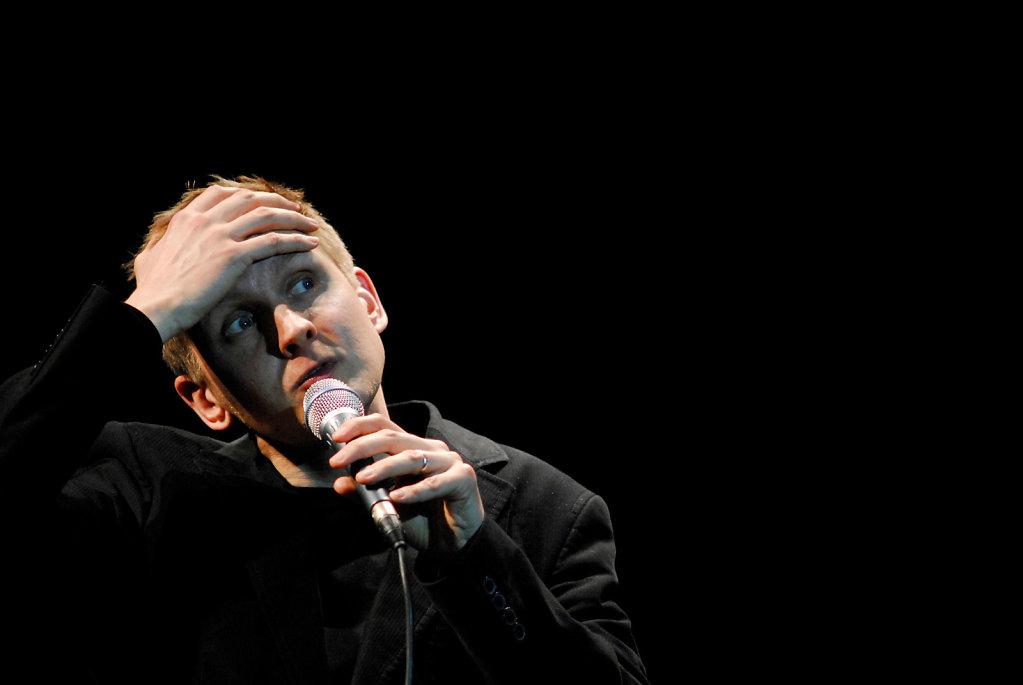 Michael Schiefel Solo (D), 2007