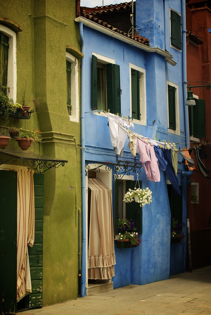 Burano, Venedig