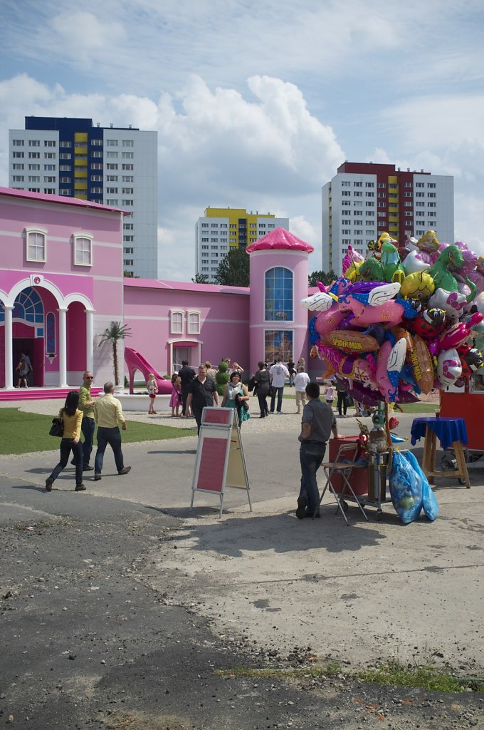 Barbieland, Berlin