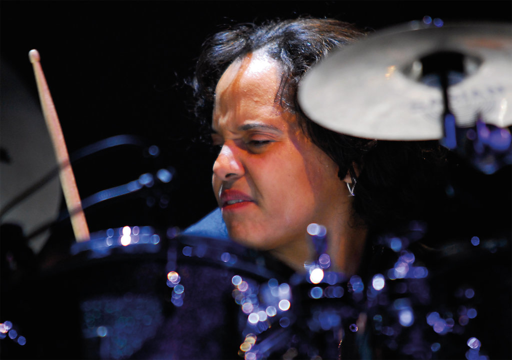 Terri Lyne Carrington: The Mosaic Project (USA/CDN /NL)